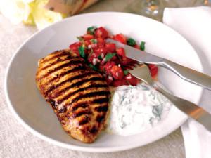 grillad-kycklingfile-med-yoghurtdressing